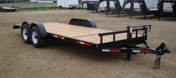 Fabulous 3 4 Tilt Equipment Deck Trailer Sws Truck Bodies Trailers Wiring Digital Resources Xeirawoestevosnl