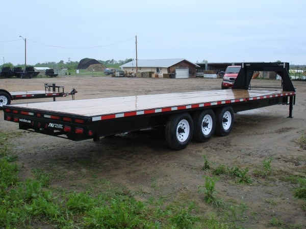 Superb Heavy Duty Gooseneck Triple Axle Trailers Sws Truck Bodies Trailers Wiring Digital Resources Xeirawoestevosnl